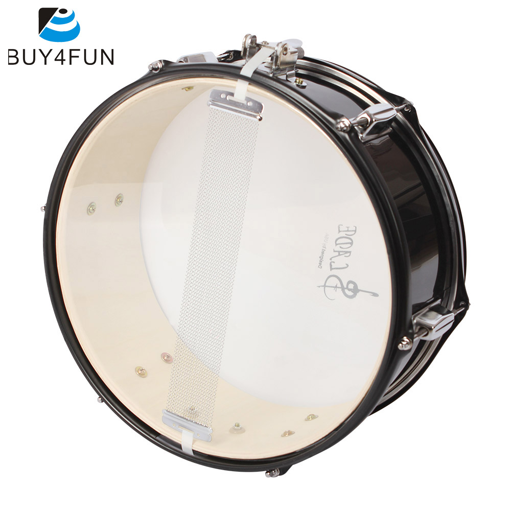 High Quality Professional Snare Drum Head 14 Inch with Drumstick Drum Key Strap for Student Band ls2 helmet