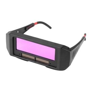 Image 4 - Solaire automatique gradation soudage masque de protection soudeur lunettes capuchon de soudage