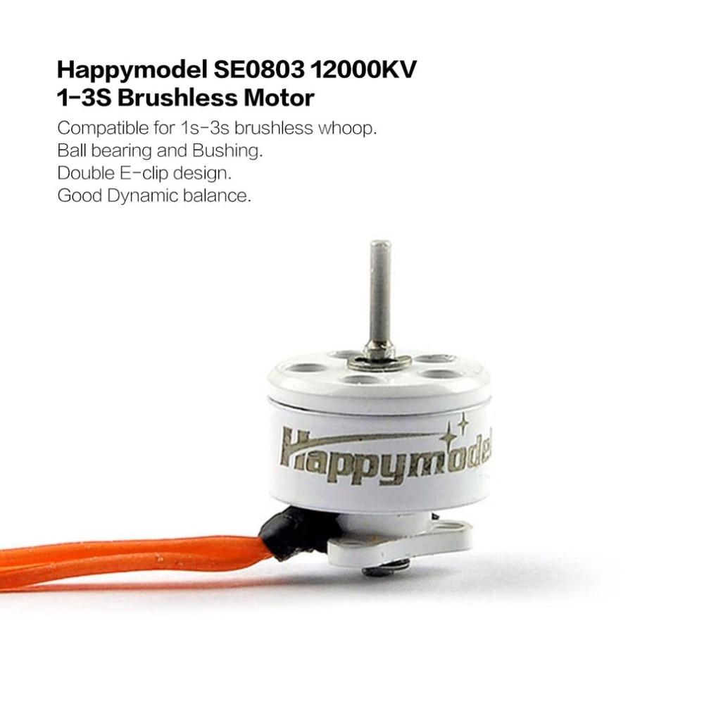 Happymodel SE0803 19000KV 1-3S Brushless Motor for Mobula7 RC Drone FPV Racing - CW