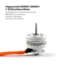 Happymodel SE0803 19000KV 1-3S Brushless Motor for Mobula7 RC Drone FPV Racing - 19000KV CW RC Drone Brushless Motor