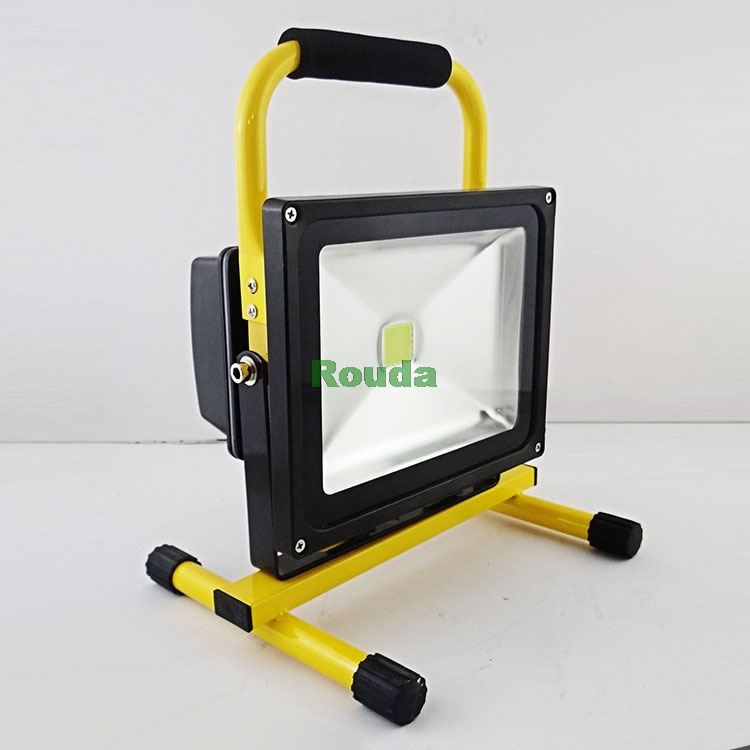 20w projecteur led rechargeable Emergency lights / camping lights / working lighting 5-8H ROUDA