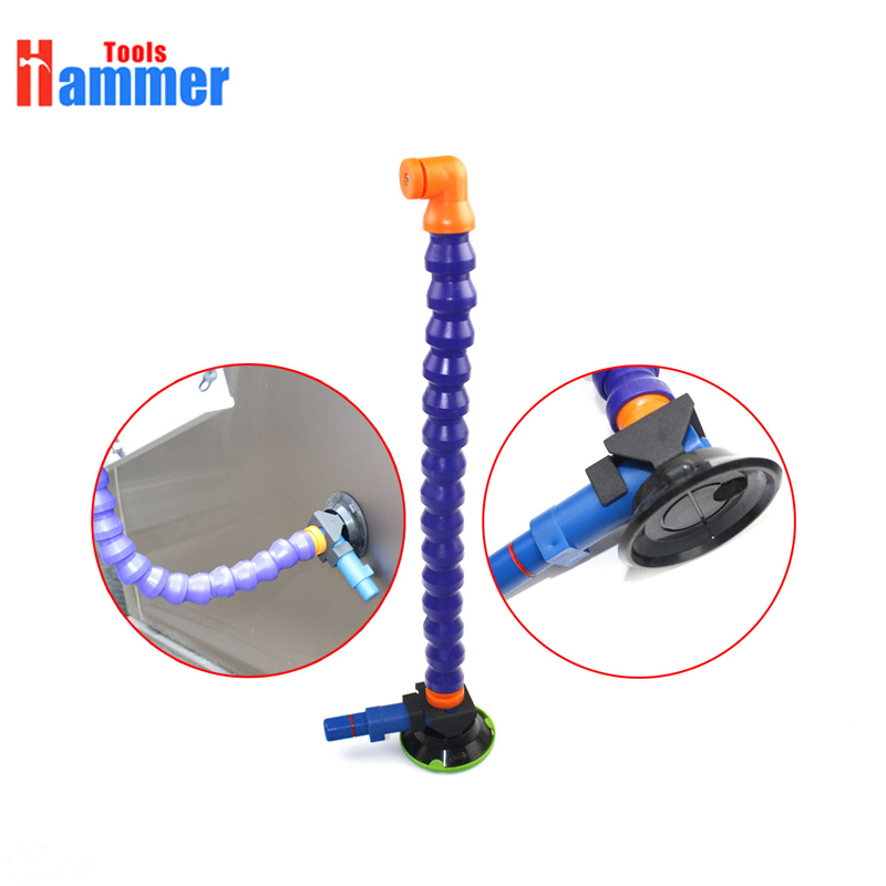 3inch Heavy Duty Hand Pump Suction Cup with flexible stand for PDR light 400x60mm heavy duty electric display turntable stand for mannequin product with fuse protection fcc ce ceritficate