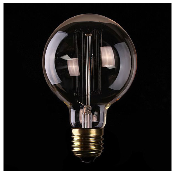 E27 G95-19 40W Vintage Retro Industrial Edison Lamps Filament Lights Bulb 220V