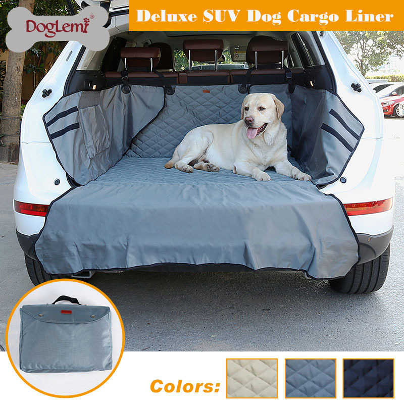 Dog Seat Covers For Trucks >> Doglemi Pet Car Mats Suv Dog Cargo Liner Pet Seat Cover For Suv Truck Dog Seat Rear For Pet Car Cushions Kennel Dog Cover Wl009