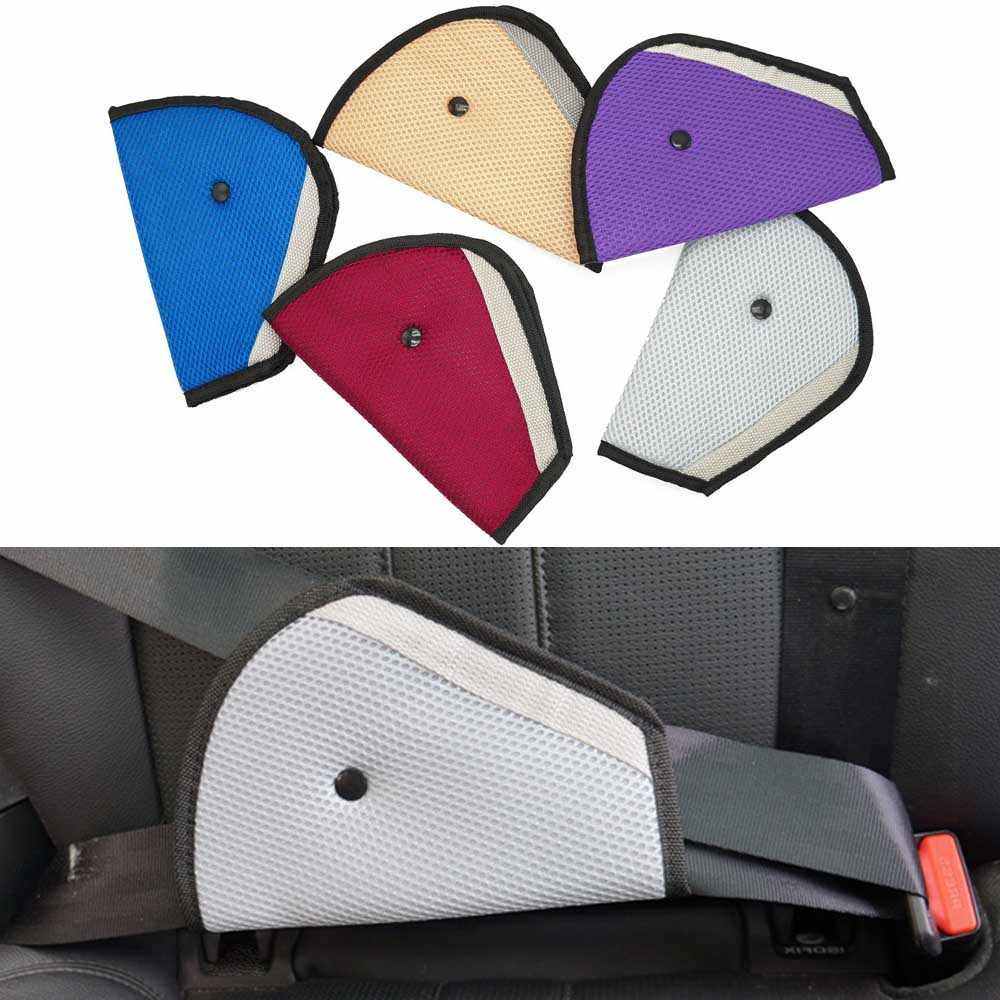 DJSona רכב בטיחות כיסוי כתף לרתום רצועת שמאי מושב חגורות מכסה קל סגנון לילדים קל התקנה חמה S