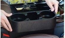 Vehículo Multifunción copa Bebidas Guante sostenedor del teléfono celular del coche box para Volvo S40 S60 S70 S80 S90 V40 V50 V60 V90 XC60 XC70 XC90