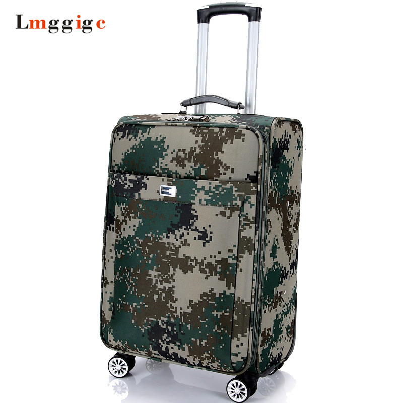 Military Rolling Luggage,Oxford cloth Suitcase Bag,high-quality Travel Box ,New Universal wheel Trolley ,Soldiers Cabin CaseMilitary Rolling Luggage,Oxford cloth Suitcase Bag,high-quality Travel Box ,New Universal wheel Trolley ,Soldiers Cabin Case