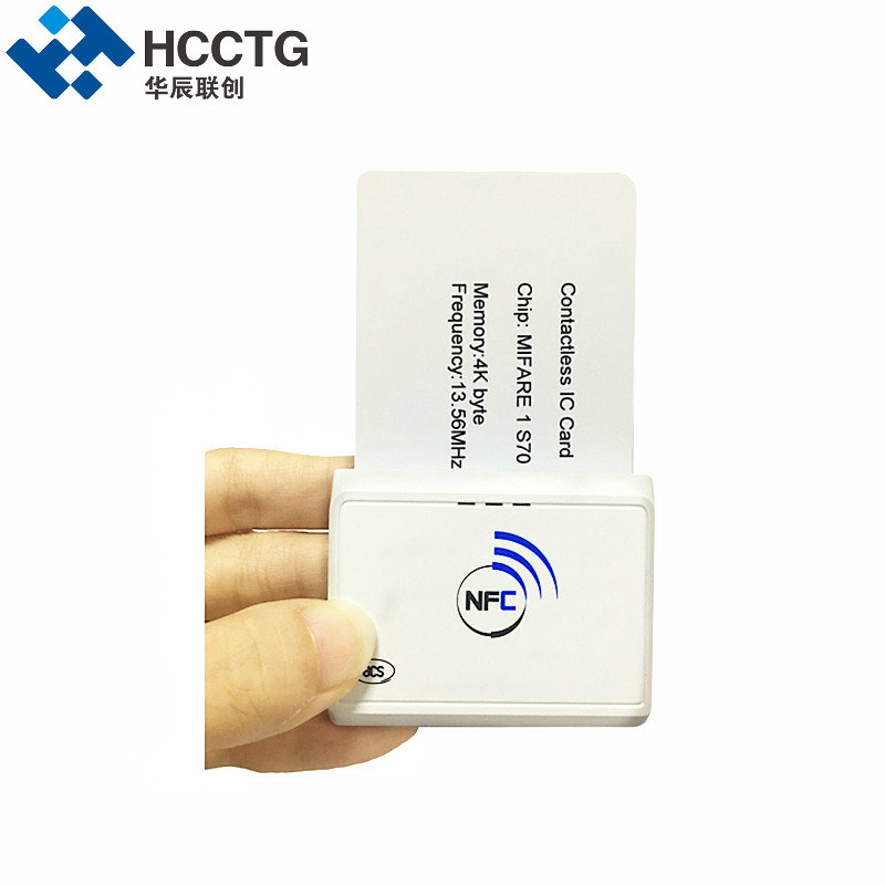 Portable Bluetooth Nfc Card Skimmer Card Reader Writer ACR1311
