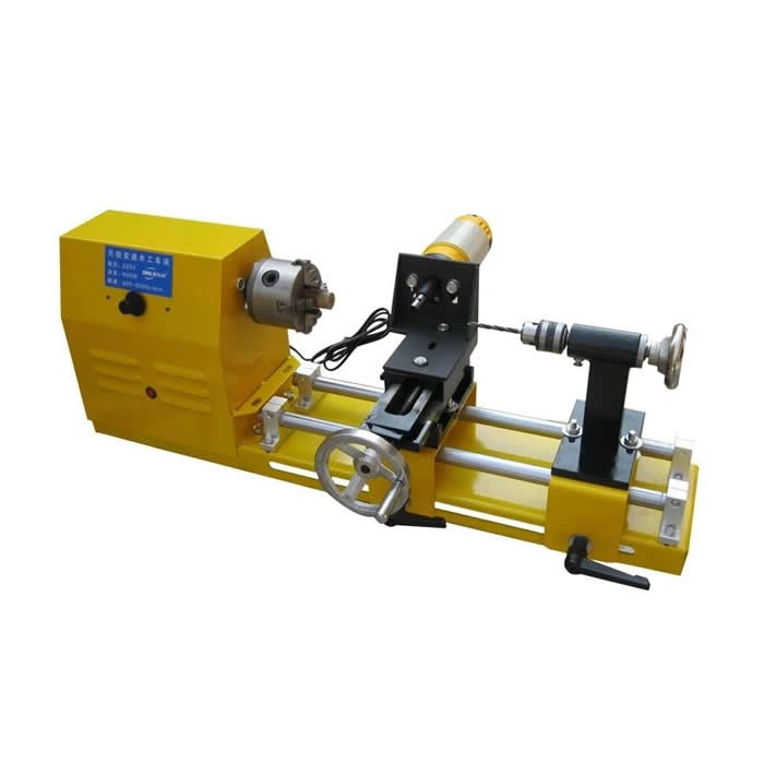 Machine de forage multifonctionnelle de perles de bouddha de tour à bois de CNC