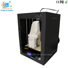 2017 Creality 3D CR-3040 Full Assembled Cheap 3D Printer Aluminum Extruder Large Printing Size With Industrial-grade PCB