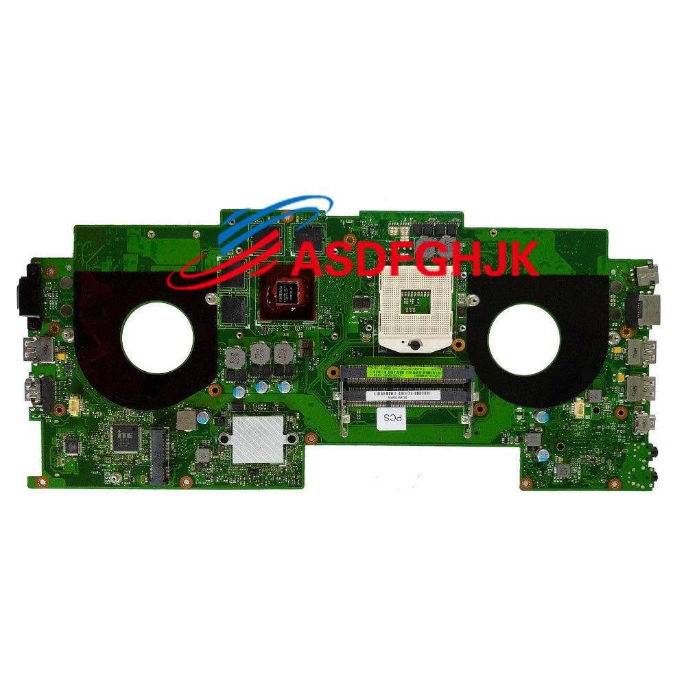 Original FOR ASUS G46VW Motherboard 60-NMMMB1000-C07 s989 Mainboard N13E-GE-A2 цена и фото