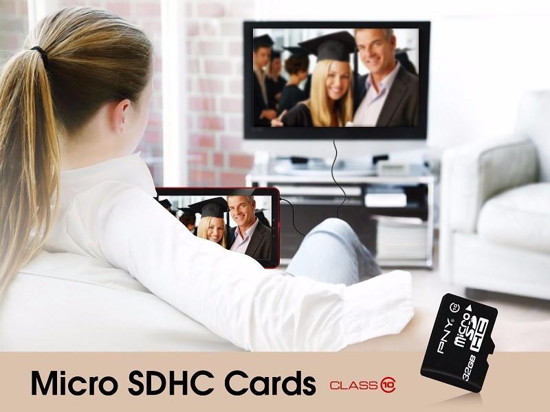 Micro SDHC C10-01