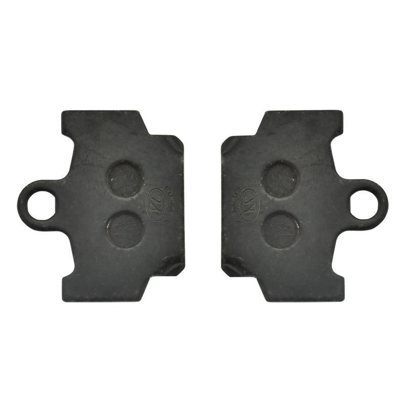 LOPOR Motorcycle Front brake Pads For <font><b>YAMAHA</b></font> RD 80 RD 125 XV 240 SR 250 RD 350 XS 400 <font><b>XT</b></font> <font><b>500</b></font> XZ 550 TT 600 XJ 650 image