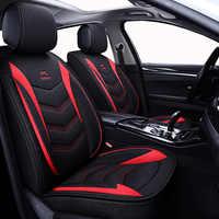 (Frontal + trasero) universal Lino cubiertas de asiento de coche para Lifan Solano Cebrium 320, 520X620X50X60 con Material transpirable Coche asiento