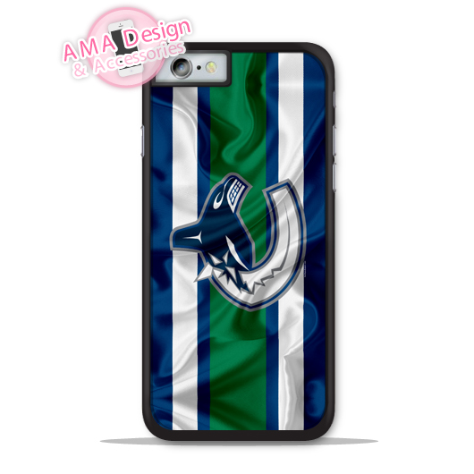 Vancouver Canucks Ice Hockey Flag Phone Cover Case For Apple iPhone X 8 7 6 6s Plus 5 5s SE 5c 4 4s For iPod Touch