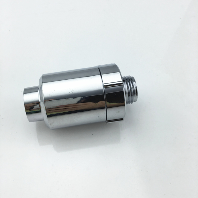 Newest Shower Room Sterilization Shower Filter Electroplated Water Tap Nano Dechlorination Filter Connector High-quality