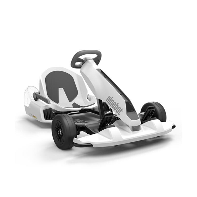 Ninebot Kit de Kart de Kart Refit équilibre intelligent Scooter Kart de course aller Kart Match pour auto équilibre électrique Hoverboard électrique Hove