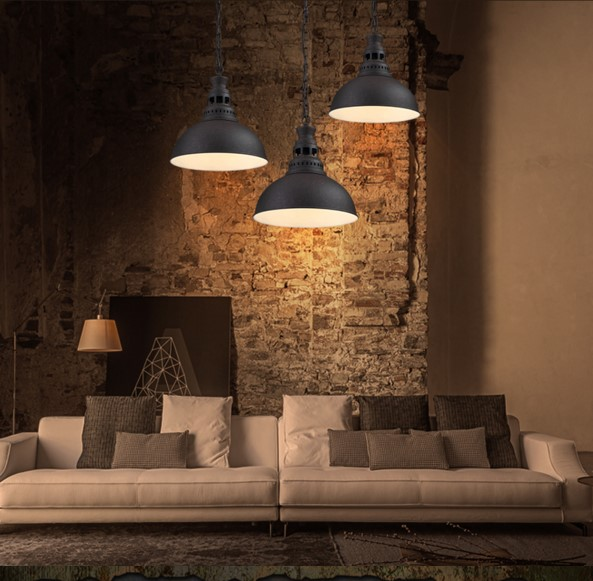 America Country LED Pendant Light Fixtures In Style Loft Industrial Lamp For Bar Balcony Handlampen Lamparas Colgantes america country led pendant light fixtures in style loft industrial lamp for bar balcony handlampen lamparas colgantes