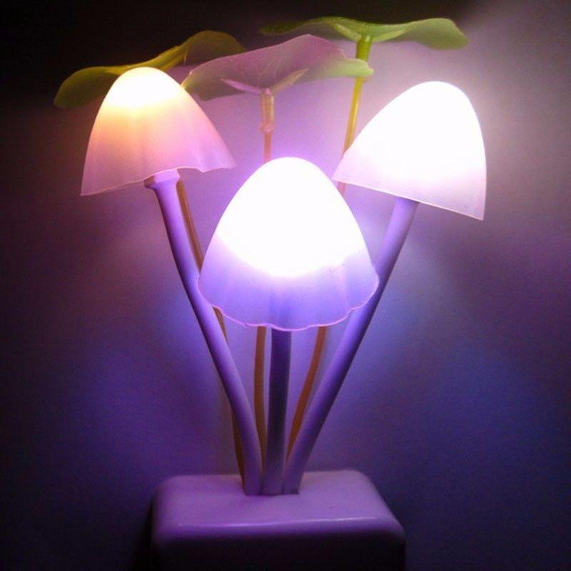 Luzes da Noite casa decoração da lâmpada cama Potência : 0-5 w