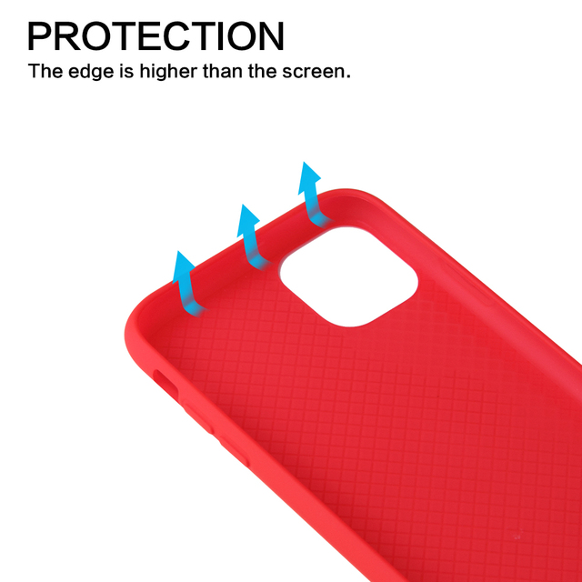 Jolie Liquid Silicone Case for iPhone 11/11 Pro/11 Pro Max 5