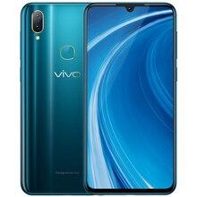 Оригинальный vivo Z3 мобильного телефона 6,3 «FHD Snapdragon 710/670 Octa Core 4/6 ГБ Оперативная память 64G Встроенная память двойной Камера 16,0 + 12,0 Мп Android 8,1 телефон