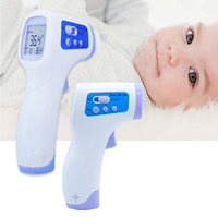 Forehead Digital Thermometer Surface Temperature Infrared Thermometer Baby Surface Temprature Monitor Conventient