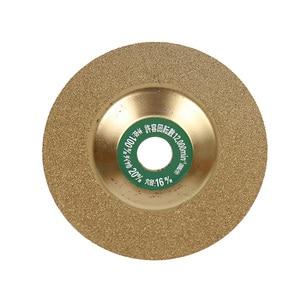 1 Pcs 100mm Diamond Saw Blades Disc Wheel Glass Ceramic Cutting Wheel for Angle Grinder SKD88(China)