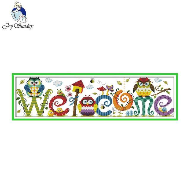 Alegría Domingo estilo de dibujos animados el búho tarjeta de ...