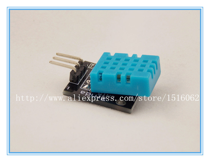 (5PCS )    Free Shipping DHT11 Digital Temperature and Humidity Sensor Module For Arduino AVR PIC New