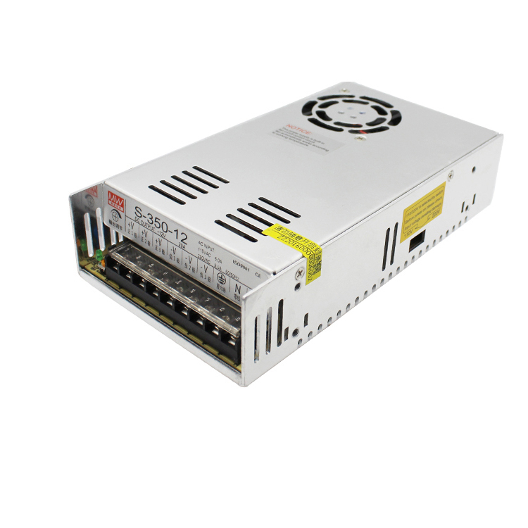S-350W-12V30A Switching Mode Power Supply LED Monitor Camera AC220V Change Direct DC12V 20pcs 350w 12v 29a power supply 12v 29a 350w ac dc 100 240v s 350 12 dc12v