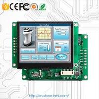 crystal screen flexible display 3.5 inch TFT intelligent liquid crystal display screen monitor  (1)