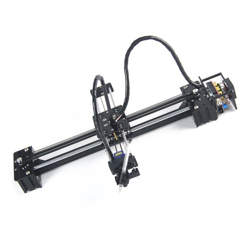 CNC V3 schild spielzeug DIY LY drawbot stift schriftzug corexy XY-plotter zeichnung roboter maschine für schreiben