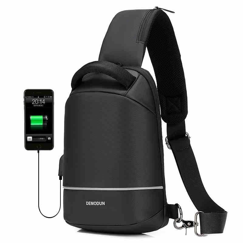 Water Repellent Crossbody Bag