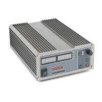 MCU PFC compacta Digital ajustable DC fuente de alimentación de laboratorio Teléfono de conmutación fuente de alimentación 65 V 17A 36 V 30A 60 V para reparación de laboratorio