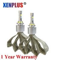 Xenplus H7 Led bulbs 110W 13200lm 12V Cree XHP70 Chips L7 Auto headlights H4 H11 D2S HB3 HB4 9004 9007 H13 lamp Super bright