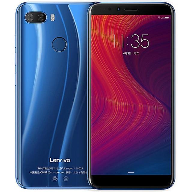 Lenovo K5 Play 3GB RAM 32GB ROM 4G LTE Mobile Phone 5.7'' Snapdragon MSM8937 Octa Core Rear Camera 13MP+2MP Front Camera 8MP 6