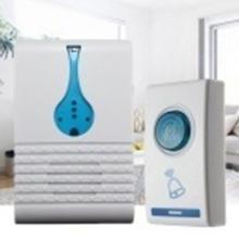 .Easy to install Wireless Doorbell Door Bells 32 kinds of Melodies to choose 100