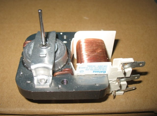220v Microwave Oven Ventilation Fan Motor Gal6309e 30 Zd