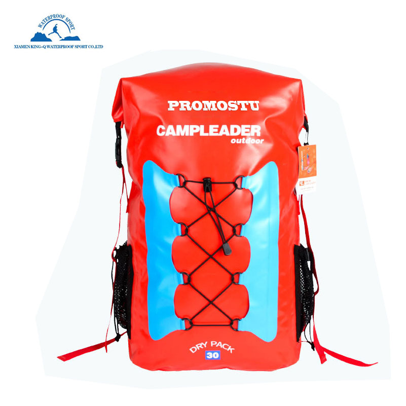 30L Waterproof Dry Bag Backpack for Outdoor Water Sports Kayaking Camping - Fly Fishing & Boating Gifts for Men Storage Bag New outdoor sports waterproof dry floating bag for fishing surfing camping 30 litre