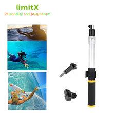 Pływające kij do Selfie wysuwany monopod ręczny dla Sony X3000 X1000 AS300 AS200 AS100 AS50 AS30 AS20 AS15 AS10 RX0 AZ1 mini
