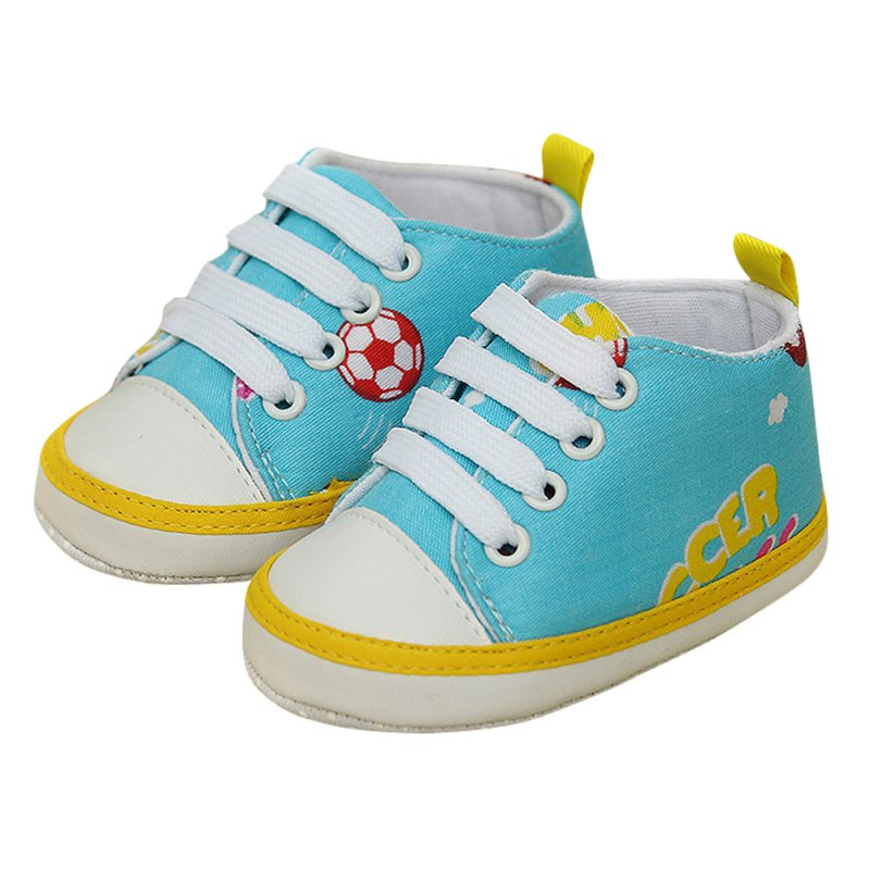 Baby Toddler First Walkers Soft Sole Kids Shoes Newborn Boys Infant Shose 0-18 M