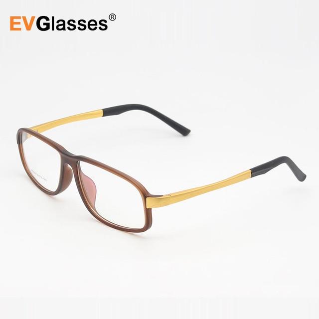 6b91c2cbd33 EVGlasses Fashion men eye Glasses Frame TR90 optical frames oculos de grau  feminino armacao  P8229