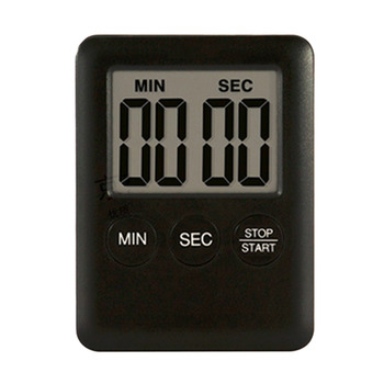 New High Quality Electronic Digital LCD Magnetic Countdown Timer Count Down Egg Kitchen 99 Minute