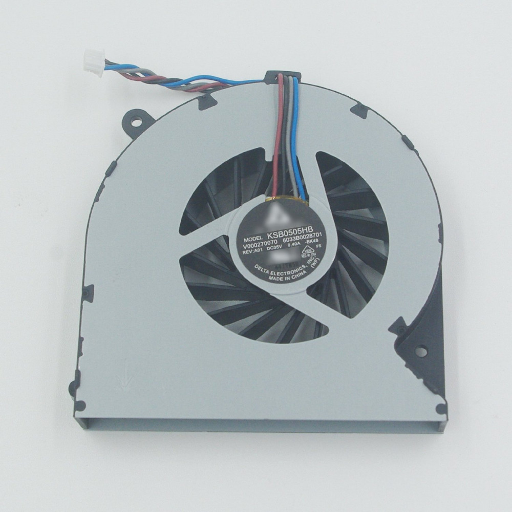 SSEA New original Laptop CPU Cooling fan for Toshiba satellite C850 C855 L855 L850 C850D C855D S855 L855D laptop Free Shipping