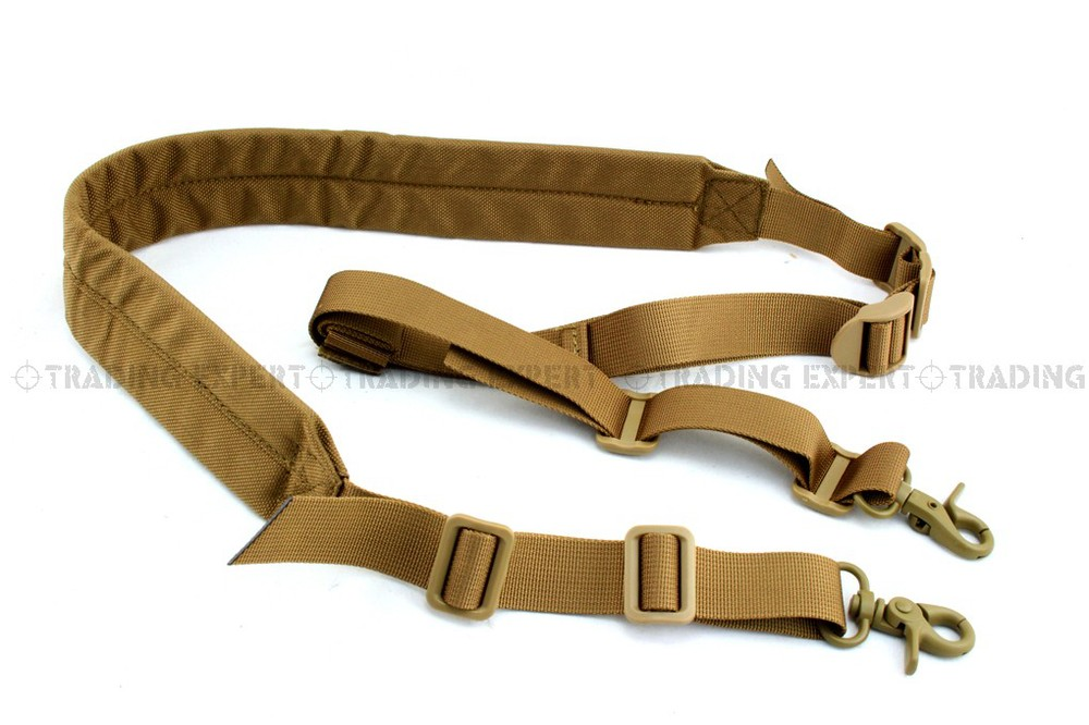 Emerson quick speed and pad two point sling (Coyote Brown) bd8484a