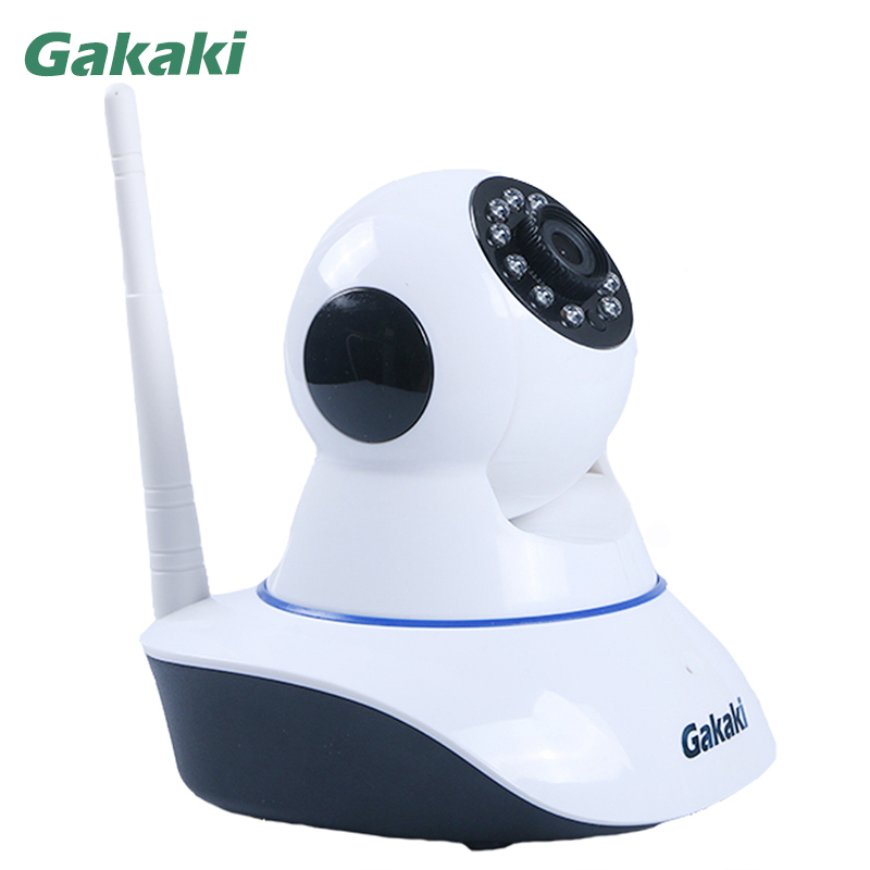 Gakaki HD Wireless IP Camera 960P Night Vision Wifi CCTV Cameras Indoor Home Security Audio Record Surveillance Cam Baby Monitor