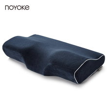 NOYOKE 50*30*10-6 Full Range Therapy Cervical Health Care Memory Foam Pillow Fiber Slow Rebound Memory Foam Orthopedic Pillow