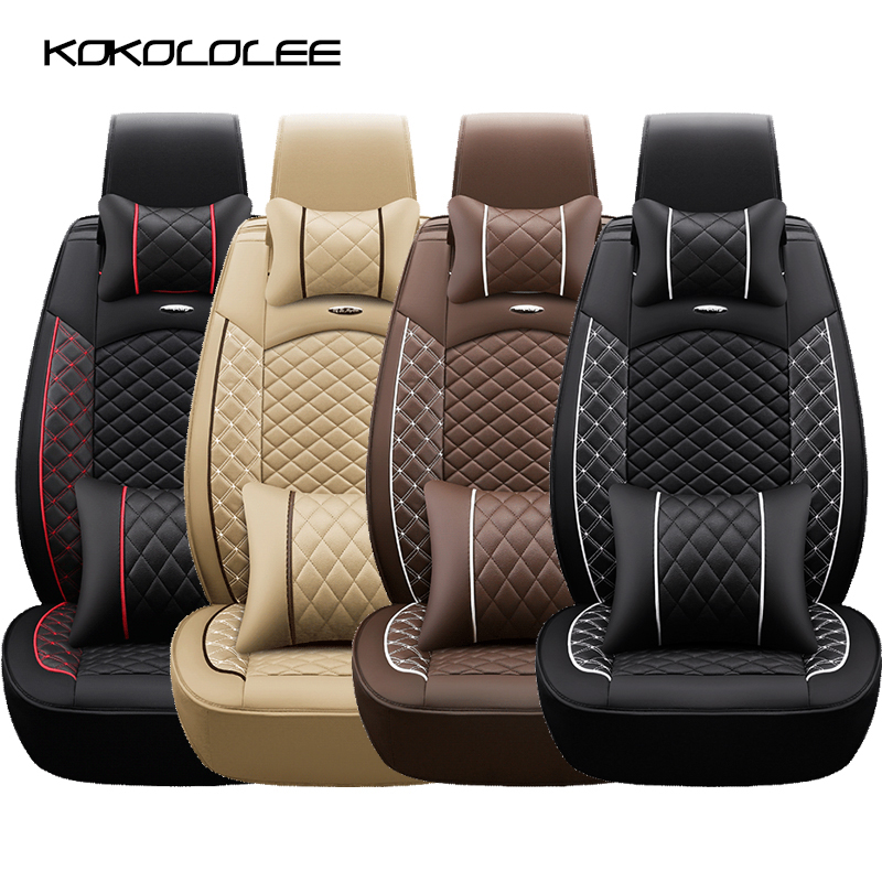 Kokololee Special Leather Car Seat Covers For Lexus All Models GX470 GX400 EX IS LS RX Rx580 Rx570 NX GS RC CT GX LX Seats In Automobiles