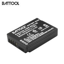 цена на BATTOOL 1* Camera Battery for Panasonic Lumix DMW-BCG10 DMW BCG10 BCG10E DMC-3D1 DMC-TZ7 DMC-TZ8 DMC-TZ10 DMC-TZ18 DMCTZ19