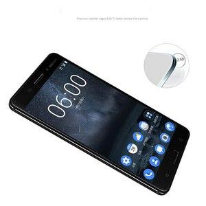 Image 3 - Protector de pantalla de vidrio templado a prueba de golpes para Nokia 2 3 5 6 7 8 9, Protector de pantalla Premium para Nokia 2,2 3,2 4,2 7,2 8 6